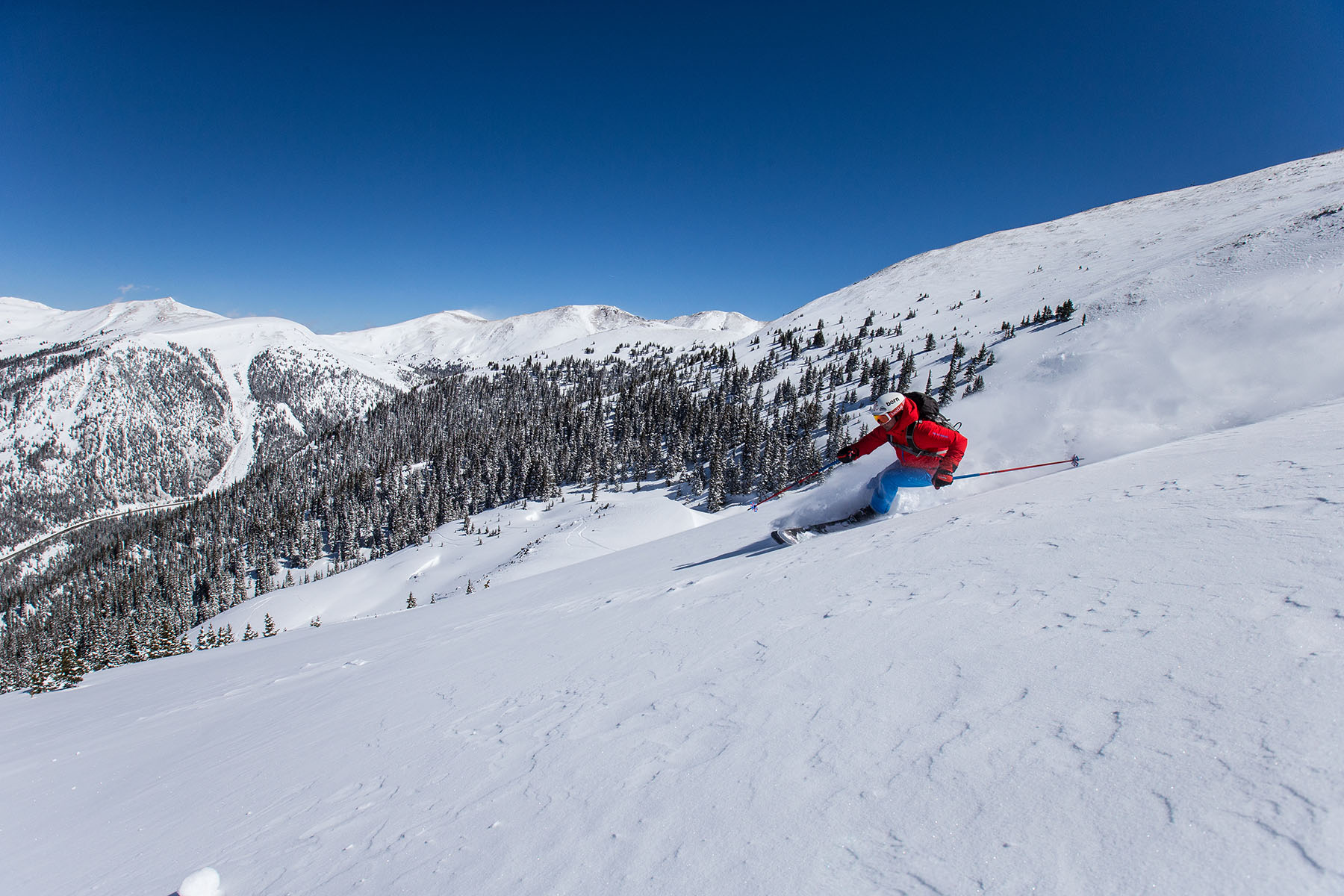 arapahoe basin ski area moves forward with expansion into the